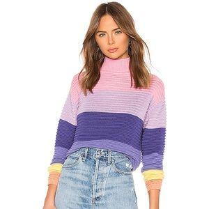 Lovers + Friends Sweaters - Unicorn Crop Sweater